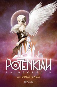 Libro POTENKIAH, LA PROFECÍA (#1)