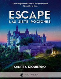 Libro ESCAPE. SIETE POCIONES