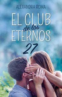 Libro EL CLUB DE LOS ETERNOS 27
