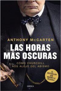 Libro LAS HORAS MÁS OSCURAS