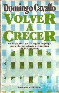 Libro VOLVER A CRECER