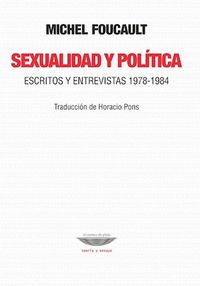 Libro SEXUALIDAD Y POLÍTICA