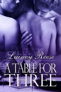 Libro A TABLE FOR THREE (NEW YORK, #1)