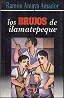 Libro LOS BRUJOS DE ILAMATEPEQUE