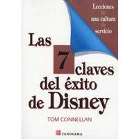 Libro LAS 7 CLAVES DEL ÉXITO DE DISNEY