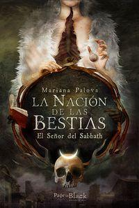 Libro EL SEÑOR DE SABBATH (LA NACIÓN DE LAS BESTIAS #1)
