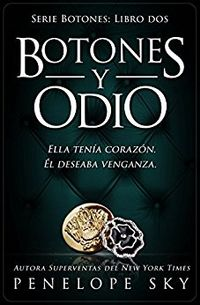 Libro BOTONES Y ODIO