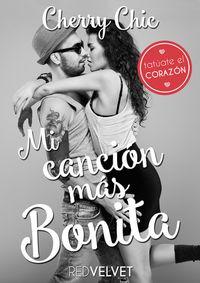 Libro MI CANCIÓN MÁS BONITA