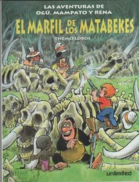 Libro EL MARFIL DE LOS MATABEKES