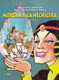 Libro MORGANA, LA HECHICERA
