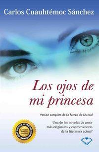 Libro LOS OJOS DE MI PRINCESA