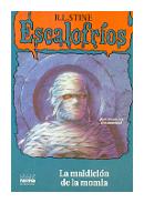 Libro LA MALDICIÓN DE LA MOMIA (ESCALOFRÍOS)