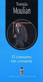 Libro EL CONSUMO ME CONSUME