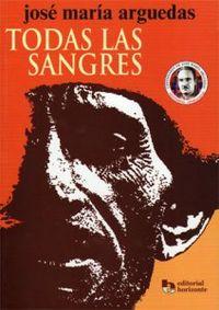 Libro TODAS LAS SANGRES