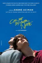 Libro CALL ME BY YOUR NAME