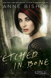 Libro ETCHED IN BONE (THE OTHERS #5)