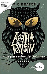 Libro AGATHA RAISIN Y LOS PASEANTES DE DEMBLEY