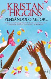Libro PENSÁNDOLO MEJOR