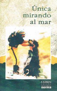 Libro ÚNICA MIRANDO AL MAR