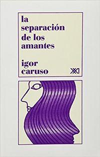 Libro LA SEPARACIÓN DE LOS AMANTES