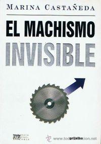 Libro EL MACHISMO INVISIBLE
