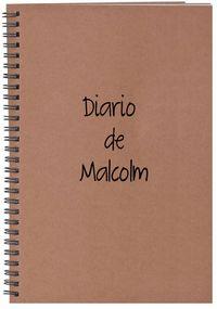 Libro EL DIARIO DE MALCOLM