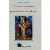 Libro GRANDES EMOCIONES Y PENSAMIENTOS IMPERFECTOS