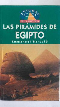 Libro LAS PIRÁMIDES DE EGIPTO