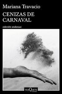 Libro CENIZAS DE CARNAVAL