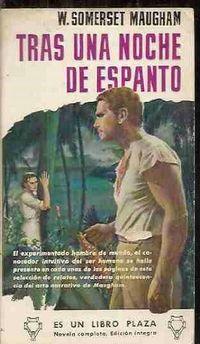 Libro TRAS UNA NOCHE DE ESPANTO