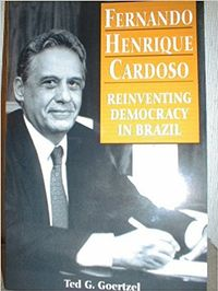 Libro FERNANDO HENRIQUE CARDOSO
