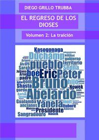 Libro EL REGRESO DE LOS DIOSES #2