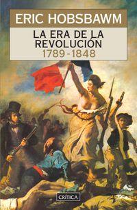 Libro LA ERA DE LA REVOLUCIÓN 1789 - 1848