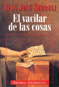 Libro EL VACILAR DE LAS COSAS