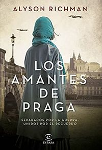 Libro LOS AMANTES DE PRAGA
