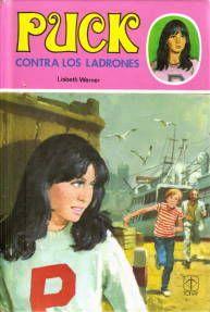 Libro PUCK CONTRA LOS LADRONES