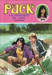 Libro PUCK Y EL MONSTRUO DEL LAGO