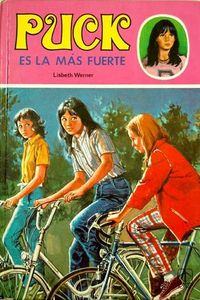 Libro PUCK ES LA MÁS FUERTE (#21)