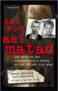 Libro ASÍ SON, ASÍ MATAN