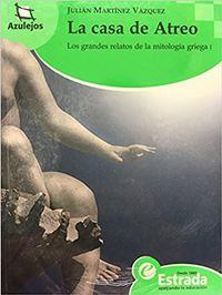 Libro LA CASA DE ATREO