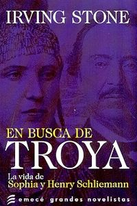 Libro EN BUSCA DE TROYA