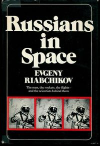 Libro RUSSIANS IN SPACE