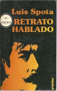 Libro RETRATO HABLADO