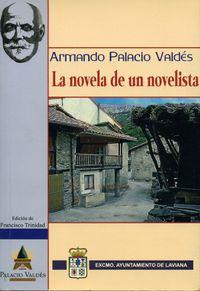 Libro LA NOVELA DE UN NOVELISTA