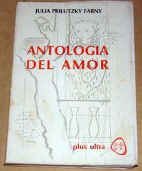 Libro ANTOLOGIA DEL AMOR