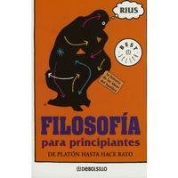 Libro FILOSOFIA PARA PRINCIPIANTES