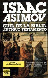 Libro GUIA DE LA BIBLIA: ANTIGUO TESTAMENTO