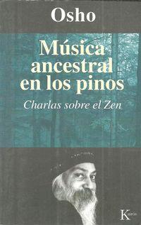 Libro MÚSICA ANCESTRAL EN LOS PINOS
