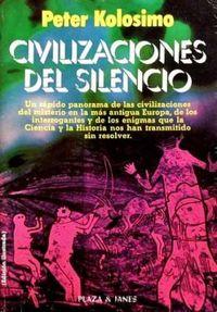 Libro CIVILIZACIONES DEL SILENCIO