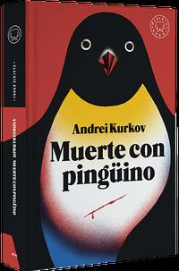 Libro MUERTE CON PINGÜINO